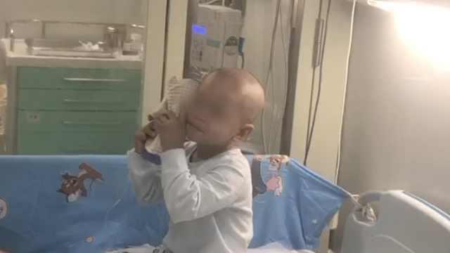 3岁男童先后确诊两种癌症,父母卖房求医:孩子求生欲强