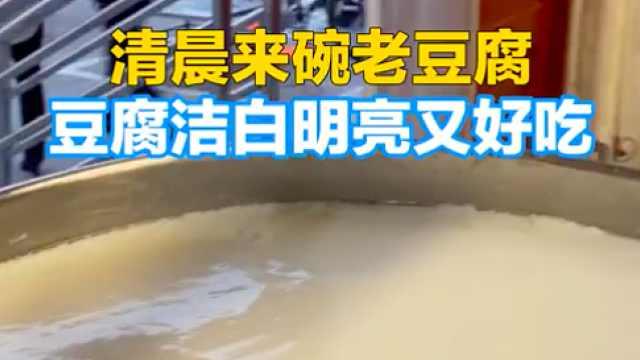 这确定是豆腐不是雪吗?