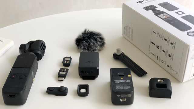 大疆Pocket 2发布:收声优化美颜加入,随身拍神器升级