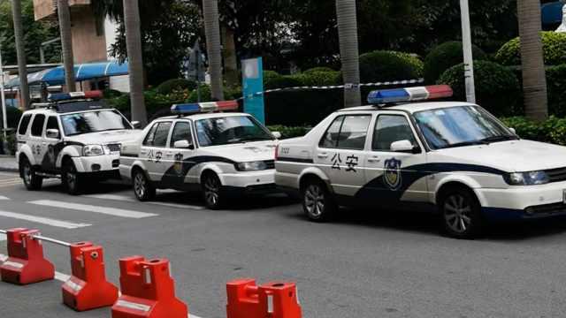 广州中山三院发生持刀伤人事件:现场已封锁,疑似嫌犯遗书曝光