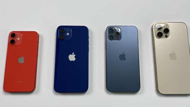 iPhone 12 mini上手:比iPhone8更小更轻,单手操作简便