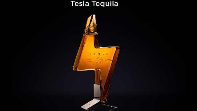 特斯拉官方洋酒开卖,一瓶就要一千多?