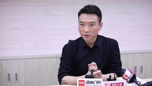 辛苦了!康辉为深圳新闻工作者送上祝福