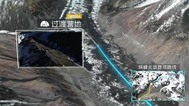 登峰测极,卫星3D看珠峰