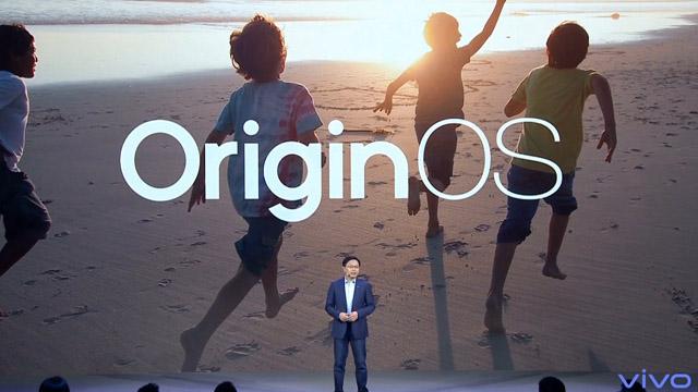 vivo发布新系统OriginOS 重新定义用户体验