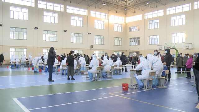内蒙古无新增确诊病例,满洲里计划25日前完成全员检测