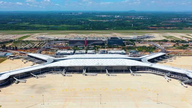 迎八方来客,世界上最大的民航客机将可以自由起降海南