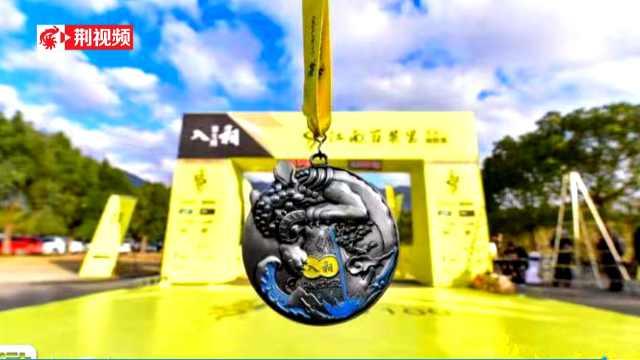 惊!荆州一女子一口气跑完168公里