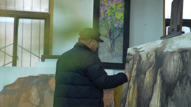 贺也频:用作品展现黄土文化
