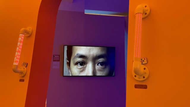 """深圳大芬村""""国际油画双年展平行展——共生未来""""开幕"""