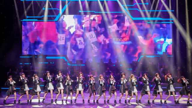 首届大学生电竞节圆满落幕,AKB48 Team SH助力支持
