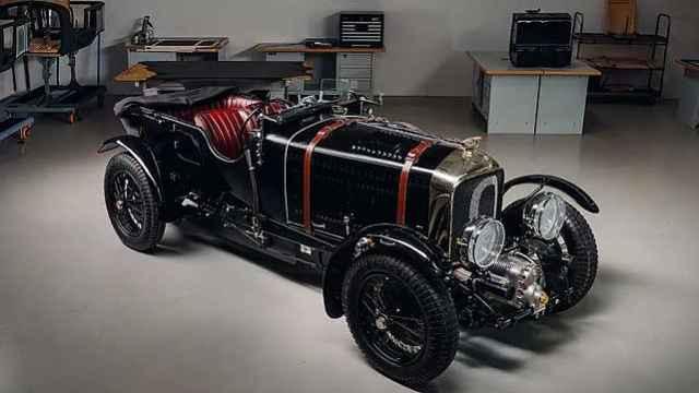 宾利复刻神车,外观惊艳,但动力仅有175马力