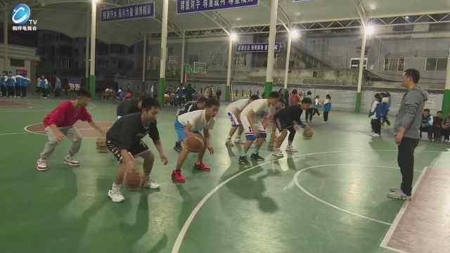 桐梓一中被认定为全国青少年校园篮球体育传统特色学校