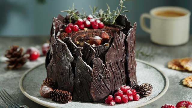 什么圣诞节,不就是找个借口吃蛋糕吗?
