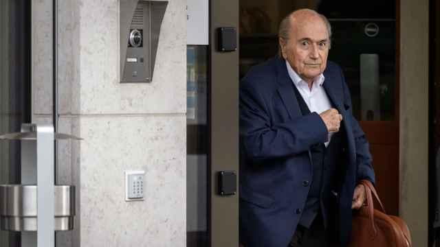 涉嫌足博会项目违规,FIFA起诉前主席布拉特,起诉金额74亿