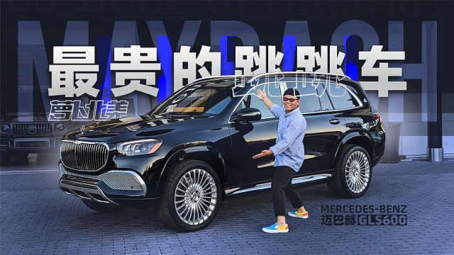 体验全世界最豪华的SUV之一,迈巴赫GLS600 | 萝卜北美