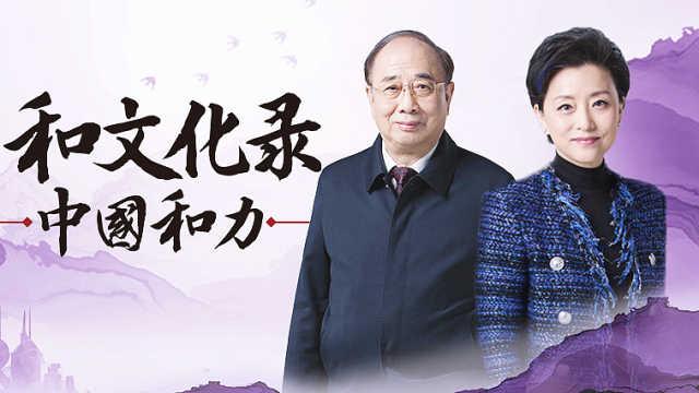 《中国和力》|赵启正:上海一枝独秀不行,要发展城市群(1)