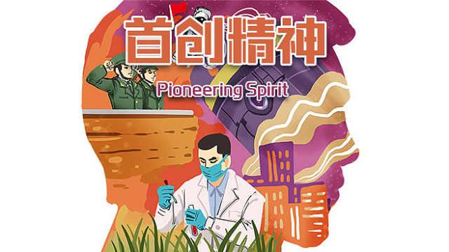 中国精神——首创精神
