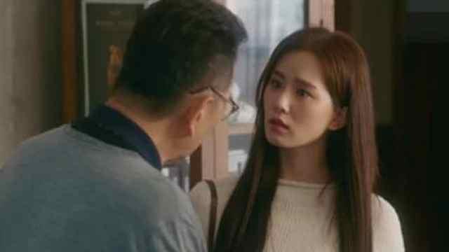 《流金岁月》:刘诗诗饰演的蒋南孙与父亲决裂