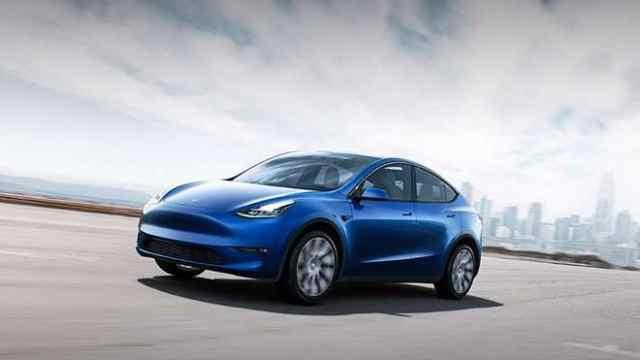 特斯拉Model Y推出7座车型,这车居然能塞7个人?
