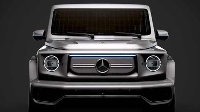 奔驰大G将推纯电版本,会加价50万吗?