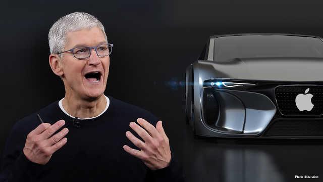 库克回应苹果汽车传闻:不予置评