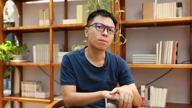 从银行裸辞写小说,双雪涛讲述《刺杀小说家》背后的故事