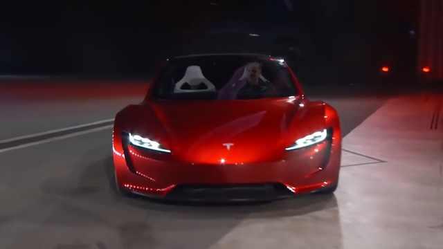 换壳的Model S,特斯拉最新超跑遭网友吐槽?