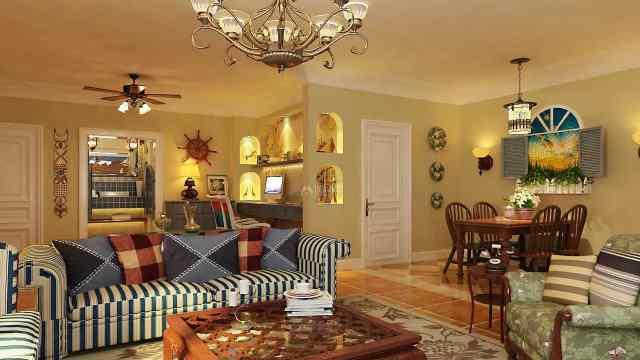 实用率100%豪宅别墅,占地200平,功能、舒适度超乎你想象!