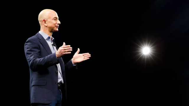 贝索斯将卸任亚马逊CEO,任执行董事长专注新业务