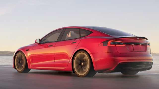 充电15分钟,续航300公里+,Model S成特斯拉充电最快车型