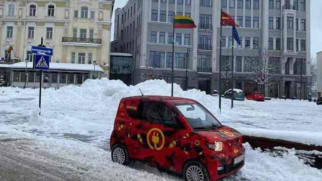 欧洲投产五菱宏光MINI EV,多了安全气囊,价格贵了一倍