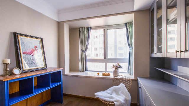 等交房后,飘窗一定要照这样装,漂亮又实用,多久都不过时!