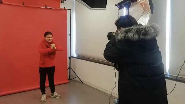 别人家的学校!天津大学为留校学生拍贺岁写真,还有福袋拿