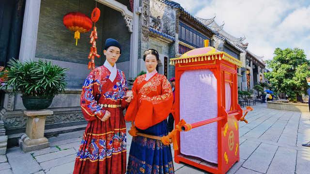 余荫山房游玩攻略,体验广东传统年味