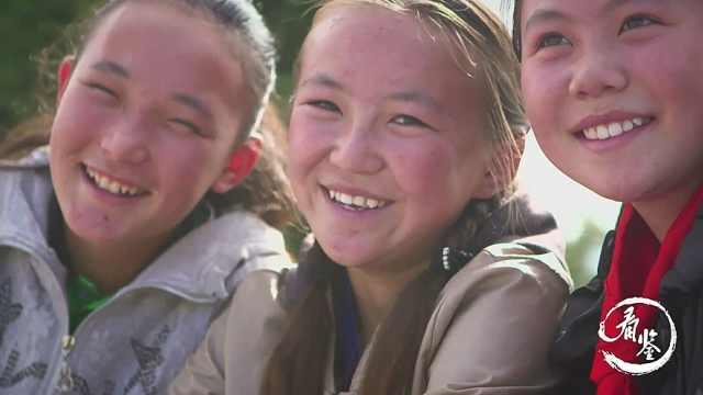 女孩也有足球梦,这个哈萨克姑娘正在向梦想出发!