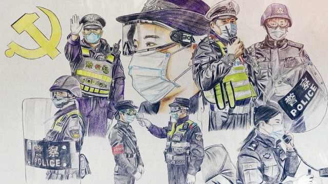 共和国警察故事:致前行者