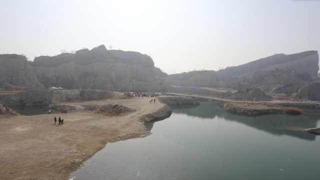 """河北邢台也有个""""魔鬼城"""":曾是矿山被过度开采,现满目疮痍"""