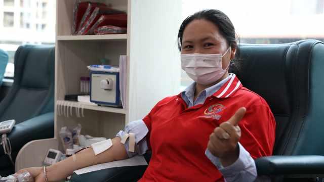 赞!深圳72名公交司机,累计献血28800毫升!