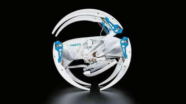 这款仿生机器人,走路靠翻滚,果然黑科技满满!