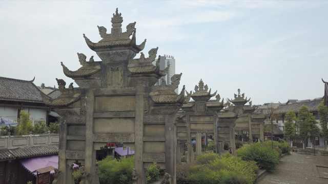 中国石牌坊之乡!鼎盛时有79座,最古老的500多岁