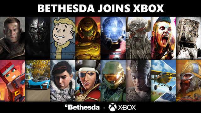 微软完成对B社的收购,部分游戏将只在 Xbox和PC 发行