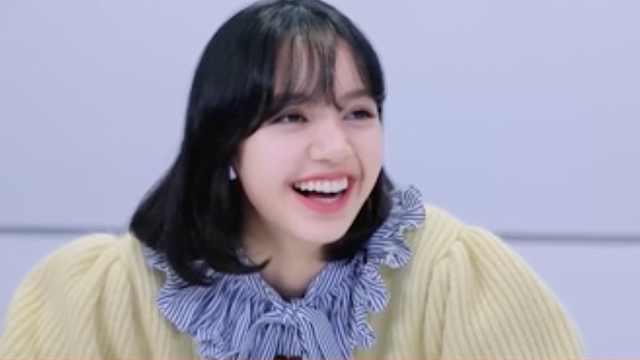 Lisa用泰语说想念THE9