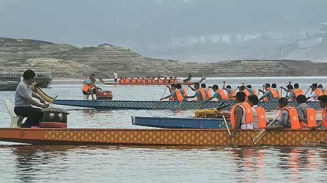 端午节玩什么?最危险的江段,如今成为赛龙舟的好地方!