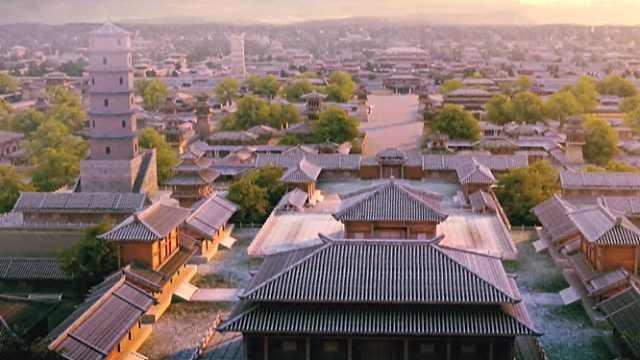 千年前的盛世长安,当时唯一的百万人口城市,究竟有多繁荣?