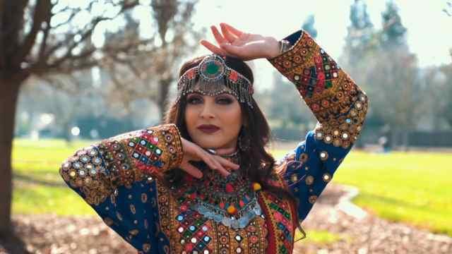 阿富汗的中亚波斯风情