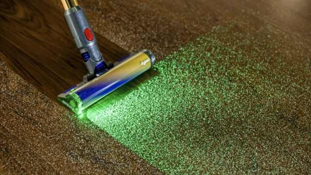 戴森V12 Detect Slim发布:激光显尘,可监测颗粒物