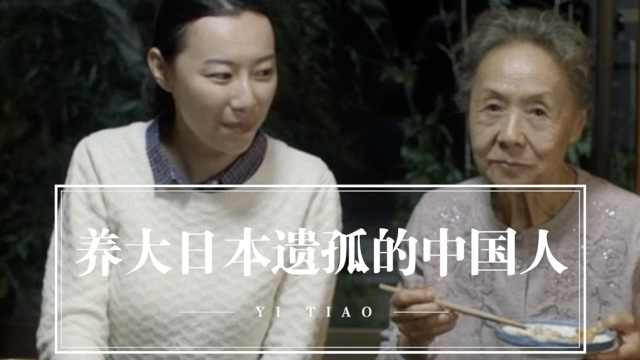 养大日本遗孤的中国人