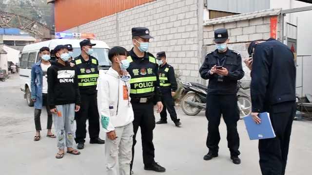 3男子临时起意盗窃摩托车,民警3小时将其抓获