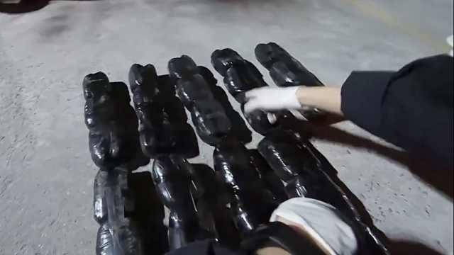 云南德宏破获一起运输毒品案  缴获冰毒10.86公斤
